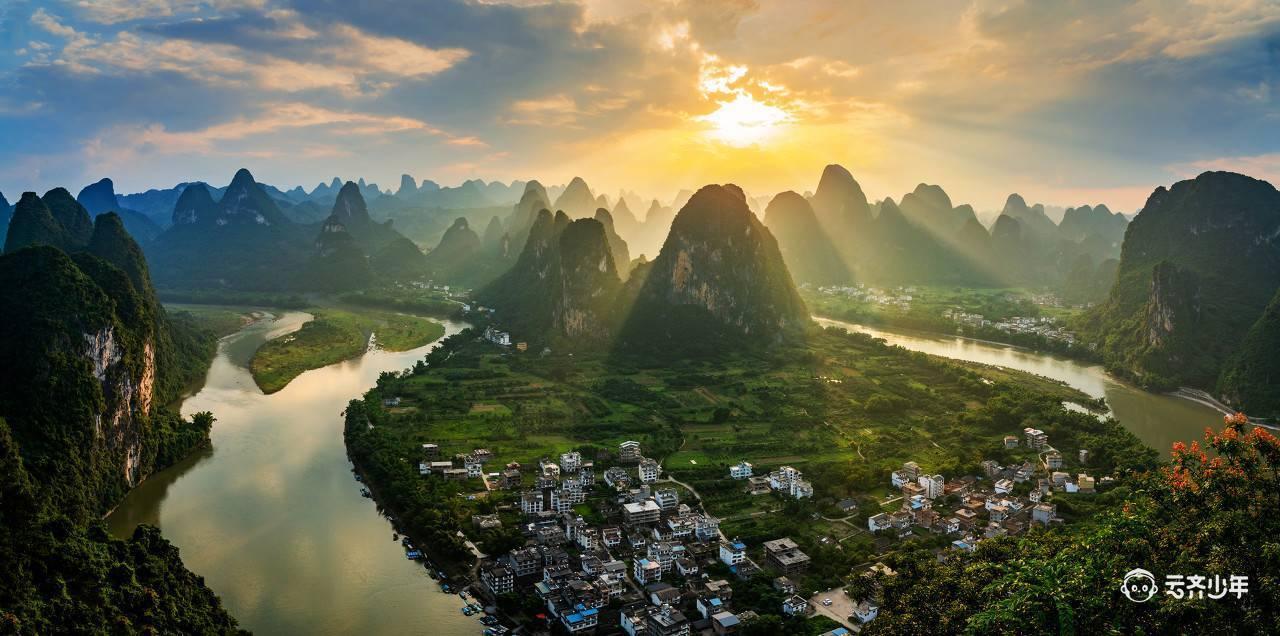 【亲子营】桂林山水甲天下,这座课本上的城市,值得你去一次