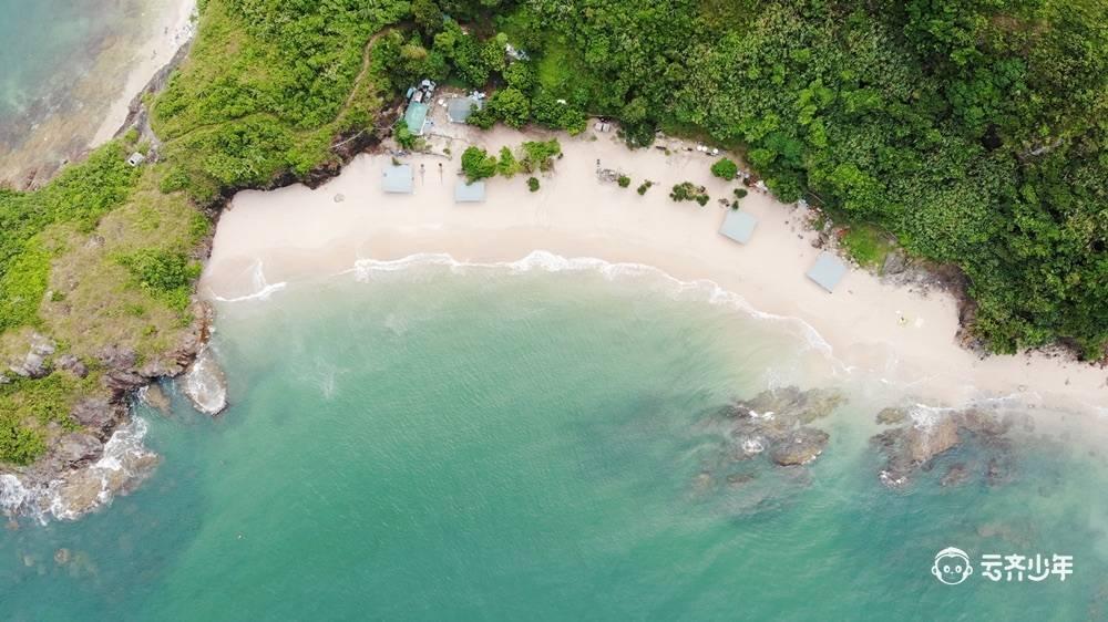 【亲子营】不输巴厘岛的小众海滩,正宗岭南文化,去南方过冬